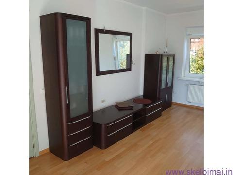 Medžio masyvo svetainės baldai