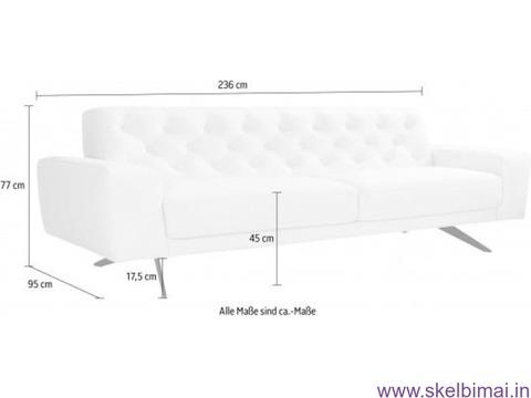 """Sofa 3.5 """"MARINELLA """"  vokiška www.bramita.lt"""