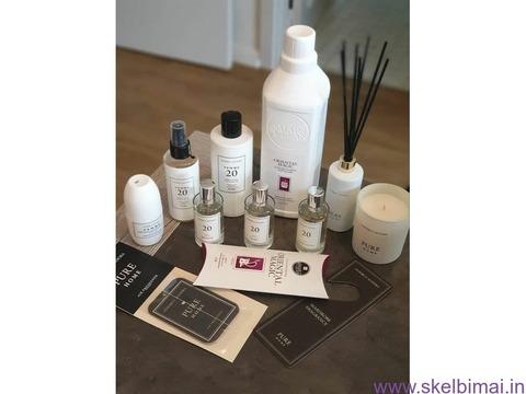 Aukštos kokybės kvepalai, kosmetika, namų kvapai, žvakės, buitinė chemija