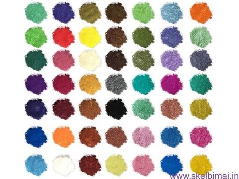 Blizgūs pigmentai