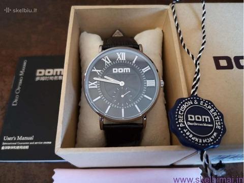 DOM patraukli vokiško lygio klasika firminėje dėžutėje