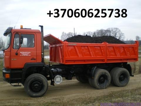 Ekskavatoriaus nuoma, kasimo darbai 860625738 Vilnius