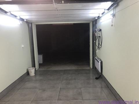 Išnuomojamas garažas Vilniuje Viršuliškėse