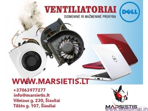 DELL INSPIRON 14-7460 nešiojamo kompiuterio aušintuvas/ventiliatorius GERIAUSIA KAINA!