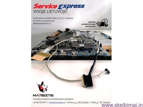 Marsietis.lt - Service express visoje Lietuvoje