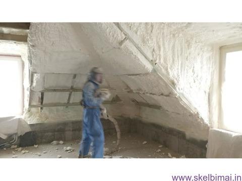 Šiltinimas purškiamomis poliuretano putomis