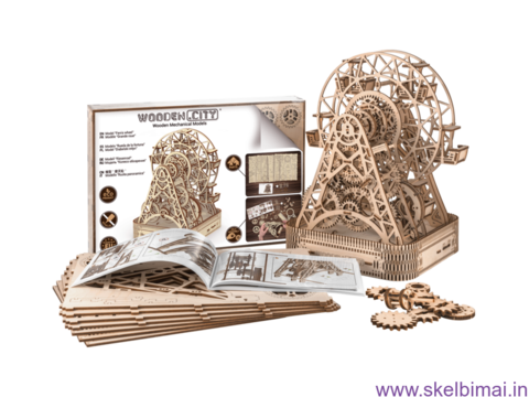 3D judantys konstruktoriai